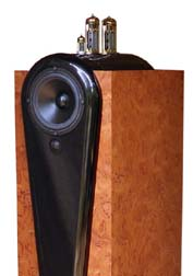 Another tube powered speaker system